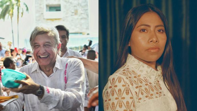 AMLO y Yalitza Aparicio, entre las 100 personas más influyentes del mundo