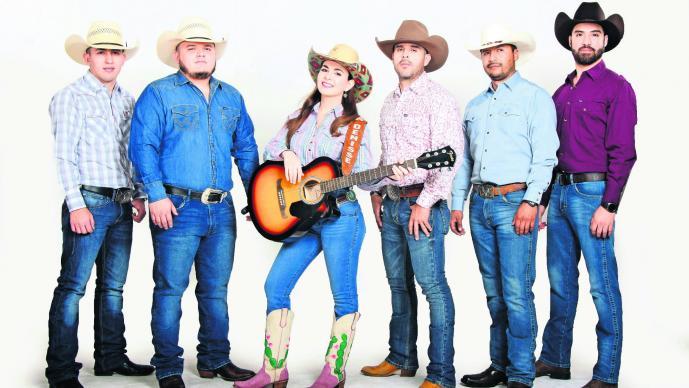 Laura Denisse y los brillantes Contry norteño El Texanito