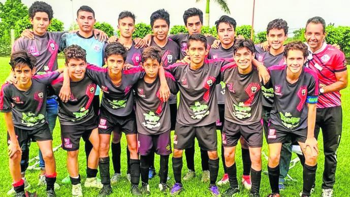 Liga Premier Morelos Valores Educación Fútbol amateur