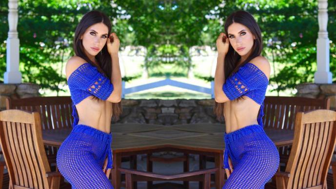 Jen Selter recibe picantes propuestas tras aparecer en tremendo bikini