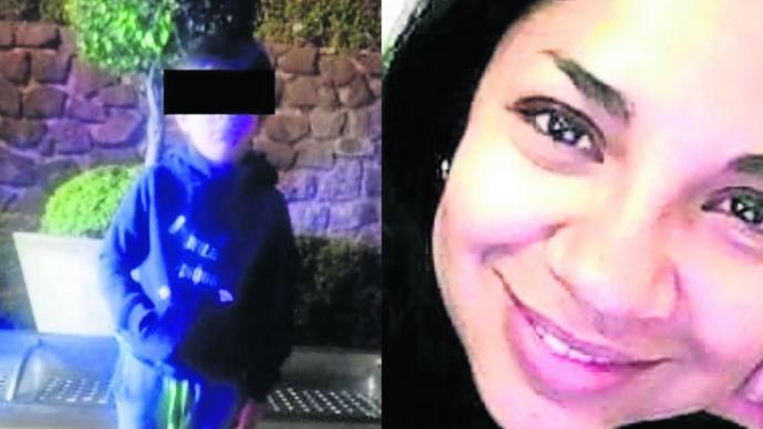 Hallan muerta a la mamá de Bruno el niño abandonado en Periférico Sur