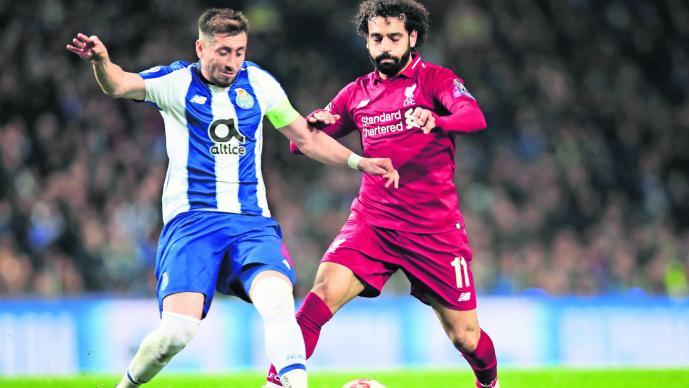 Porto, multado con casi 5 mil euros por culpa de Héctor Herrera