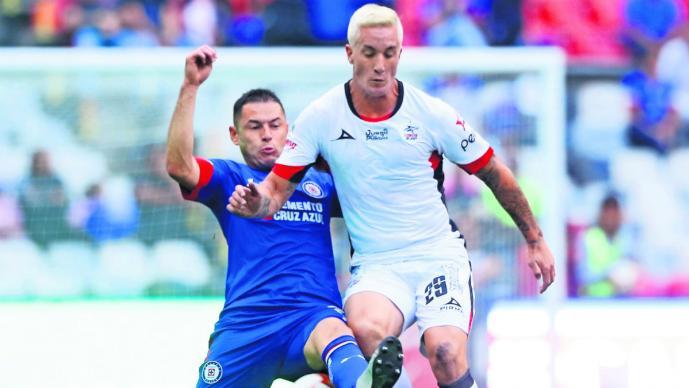 cruz azul lobos buap partido juego jornada 16 clausura 2019 futbol