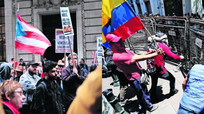 manifestaciones al rededor del mundo día del trabajo 1 de mayo