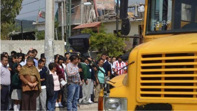 octubre transporte gratuito Corregidora