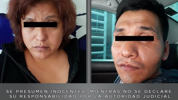 detienen a asesinos homicidio niño menor de edad madrastra papá tecámac