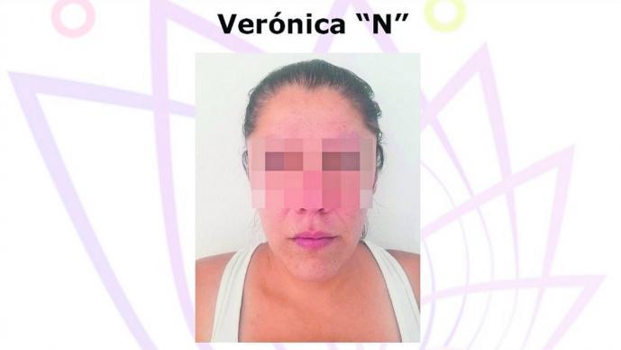 Mujer acusada de homicidio