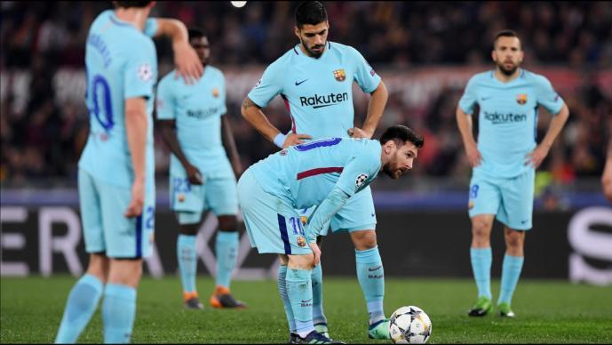 Cuando Barcelona hizo el ridículo en la Champions