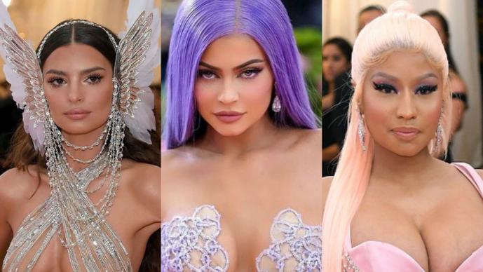 met gala 2019 looks más sensuales famosas