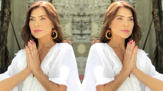 lorena meritano actriz lucha contra el cáncer de seno