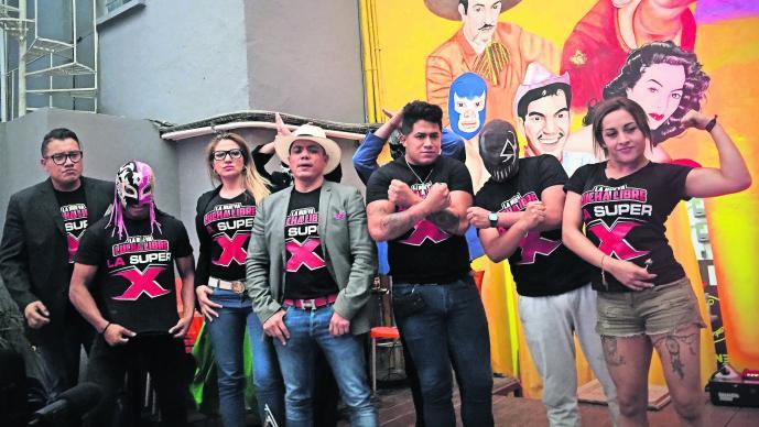 Fuerza Guerrera Juventud Guerrera