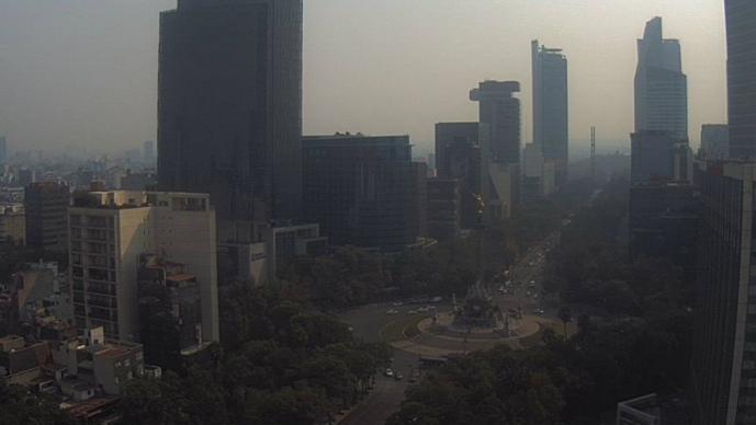 Continúa Contingencia Ambiental en el Valle de México estas son las recomendaciones