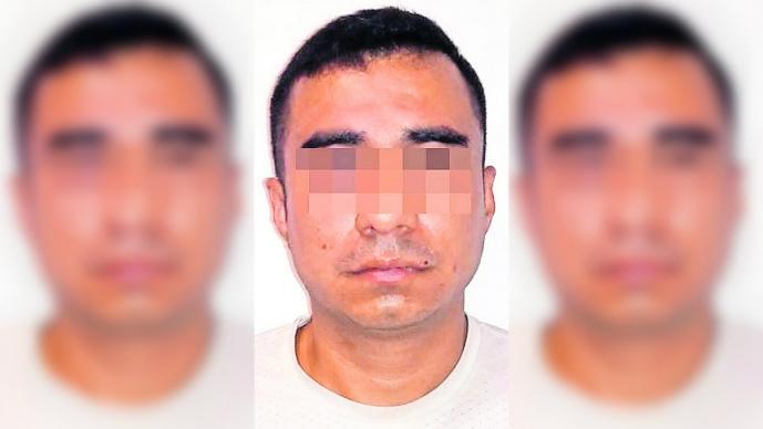 Detención de El Ray Lamada telefónica Celular clave Morelos Puebla