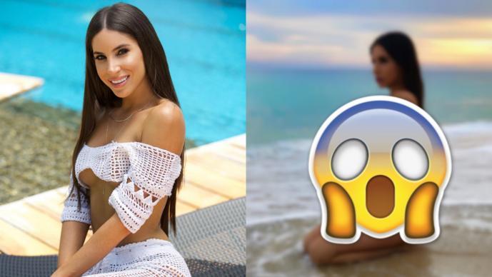 Jen Selter burla la censura de Instagram tras aparecer semidesnuda