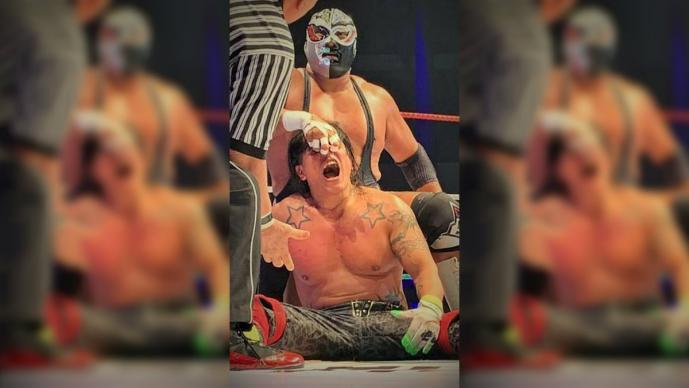 Juventud Guerrera rompe el silencio sobre la última lucha de Silver King