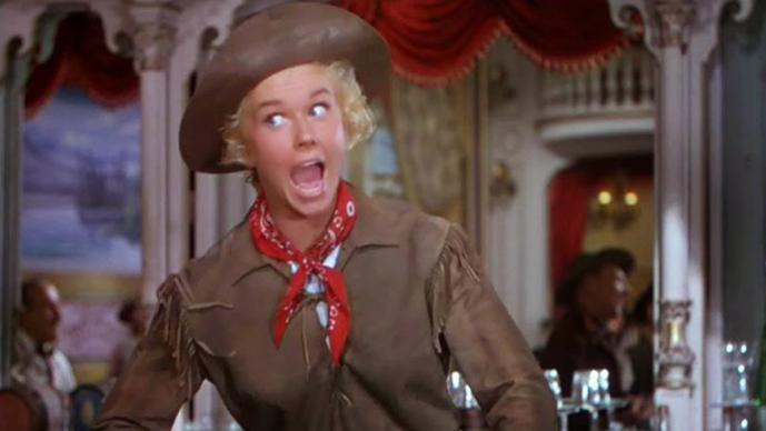 Suben foto porno a Wikipedia tras la muerte de la actriz Doris Day
