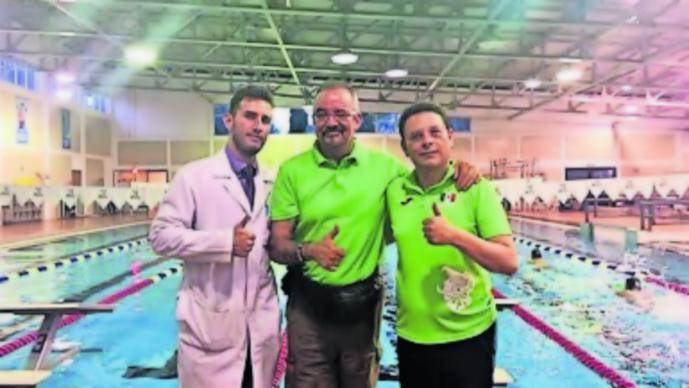 atletas morelenses natación talento preparación panamericanos lima 2019