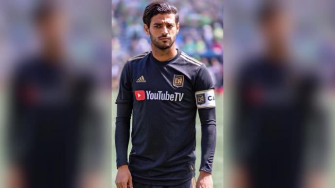 carlos vela futbolista mexicano rechaza al tri selección mexicana copa oro