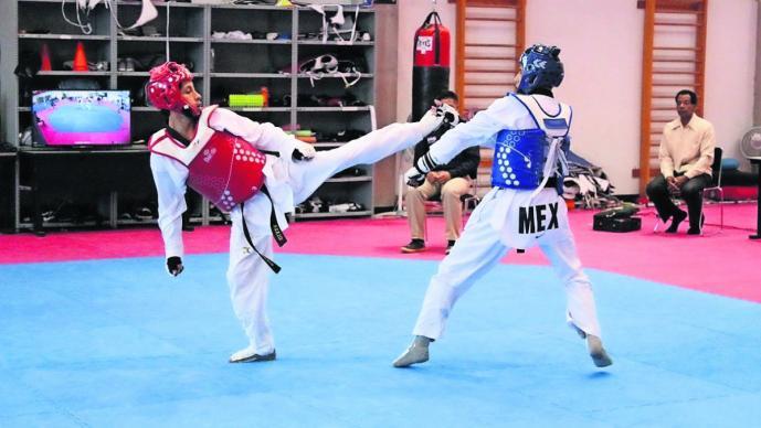 campeonato mundial Taekwondo