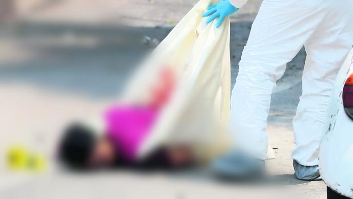 Sujetos en moto asesinan a un joven