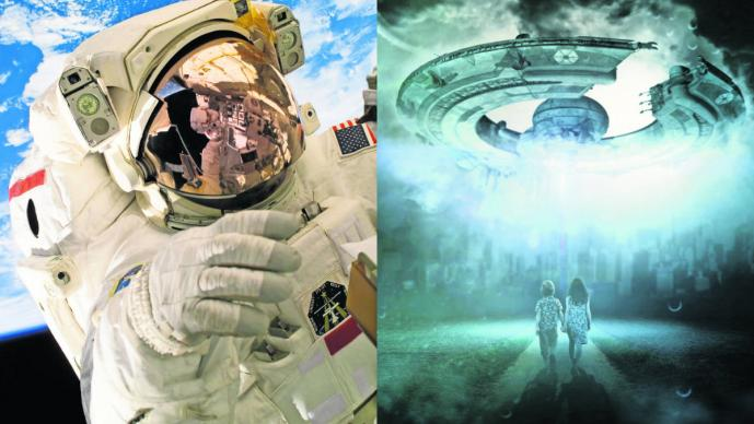contacto extraterrestres humanos ovnis