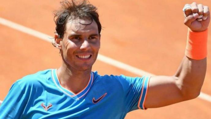 rafael nadal vence djokovic tenis masters de roma