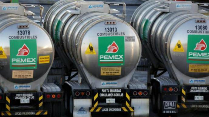 Indagan importación excesiva gasolinas Pemex