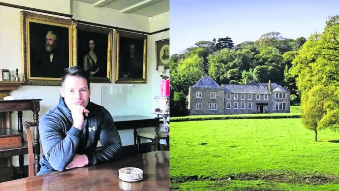 Enfermero hereda castillo tras revelarse que era hijo de un lord multimillonario