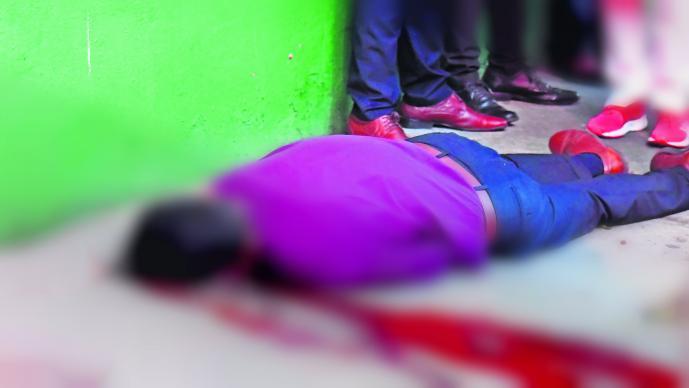 Fulminan de 2 tiros agente MP
