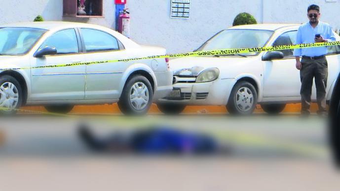 matan despachador gasolinera toluca ladrones