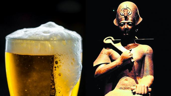 Cerveza milenaria Israel Levadura antigua