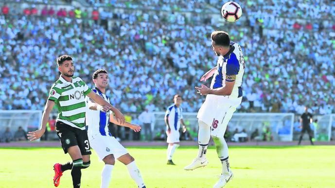 Porto vs Lisboa Héctor Herrera Despedida con derrota