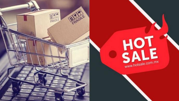comercio electrónico hot sale 2019 ofertas compras intenet participantes marcas negocios