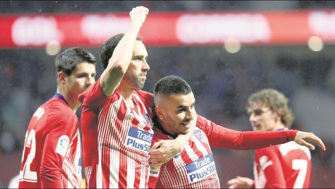 Atlético de Madrid jugará amistoso en México