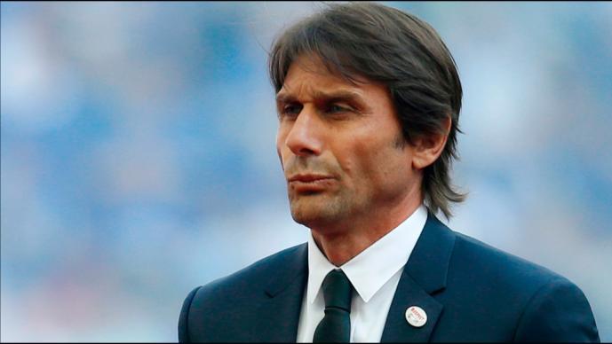 Antonio Conte, nuevo DT del Inter de Milán