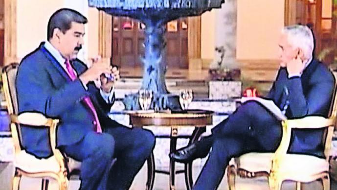 Entrevista Jorge Ramos Nicolás Maduro