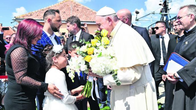 Papa pide perdón gitanos