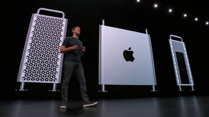 presentan lanzamiento apple mac pro computadora nueva más potente procesador