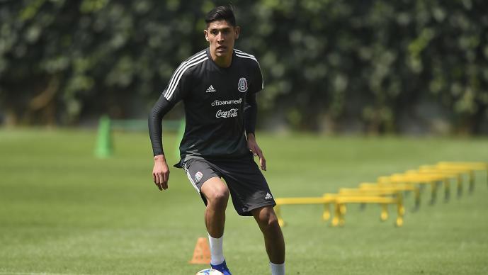 Todo se quedó en un susto, Edson Álvarez sí disputará la Copa Oro