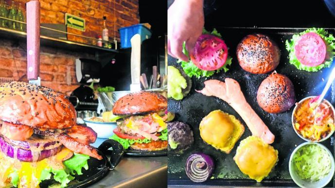 Las mejores hamburguesas de CDMX