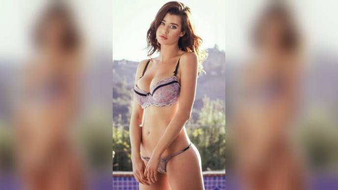 Sarah Mcdaniel Vuelve A Desafiar La Censura Y Aparece Desnuda En