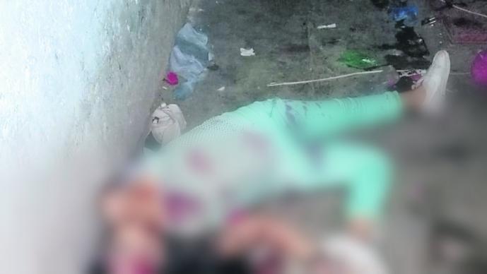 Mujer muere al caer tercer piso