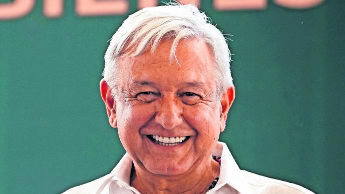72% mexicanos sigue confiando AMLO
