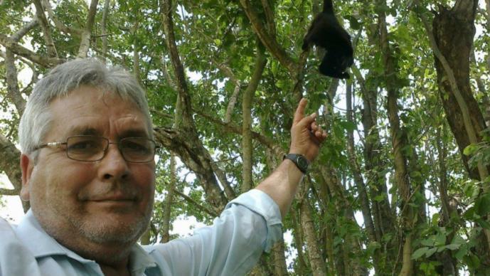 ambientalista José Lius Álvarez Flores asesinado
