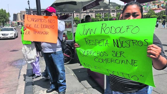 Comerciantes de Toluca Derecho a venta Documentos sellados