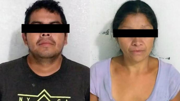 Condenan a 40 años de prisión a pareja por la muerte de una mujer en Edomex