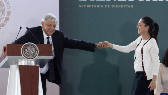 Claudia Sheinbaum AMLO Norberto Ronquillo Secuestro Delincuencia
