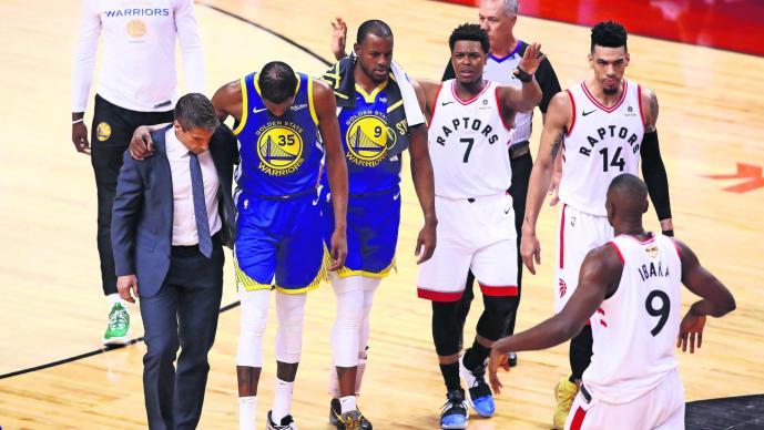 Kevin Durant manda conmovedor mensaje a Golden State ante ausencia en duelo contra Oakland