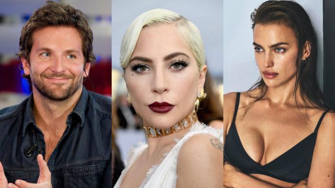 Lady Gaga Irina Shayk Bradley Cooper Tercera en discordia Exige respeto