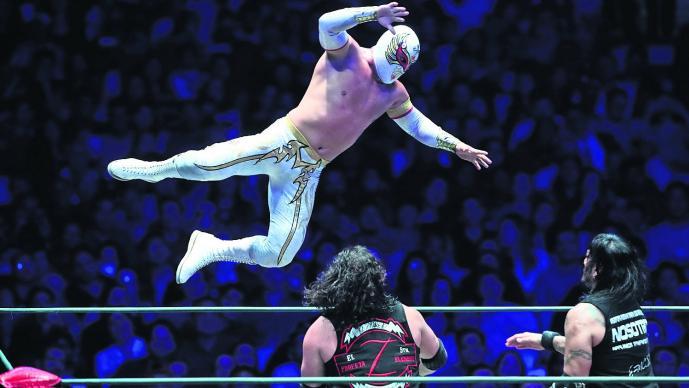 Habrá lluvia de estilos en el Lucha & Combat Fest estos son los duelos